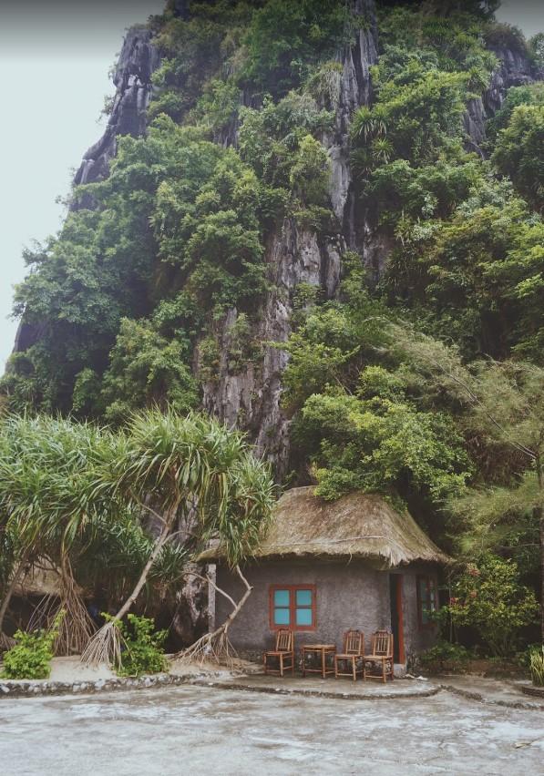 Bungalow trên đảo Tự Do Freedom Island
