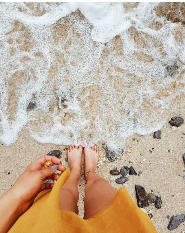 Rực rỡ sắc màu với bãi cát trên đảo Tự Do Freedom Island