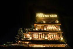 Nhà hàng phương nam hạ long rực rỡ về đêm