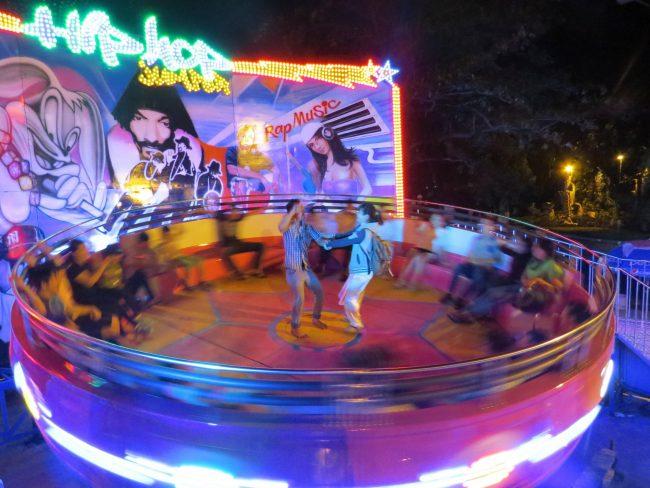 Trò chơi Hip hop trong Tuần Châu Park